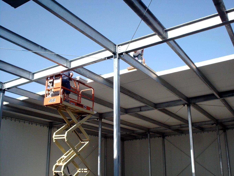 Cold Storage Construction